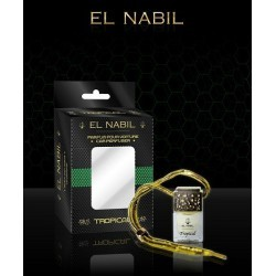 """Parfum pour voiture """"Musc Tropical"""" El Nabil"""
