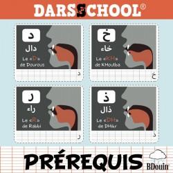DARSSCHOOL - LIVRET PREREQUIS -
