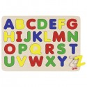 Puzzle Alphabet en bois