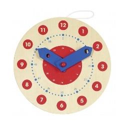 Horloge, apprendre à lire l'heure