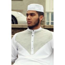 QAMIS LAWUNG LW 17A030 blanc