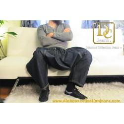 Sarwal (pantalon) jeans Dianoux bleu brut