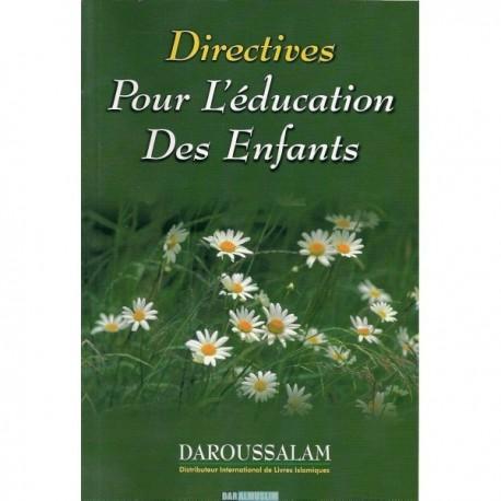 Directives pour l'éducation des enfants