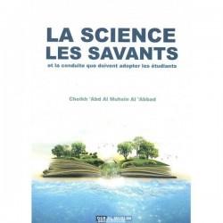 La science, Les savants et la conduite que doivent adopter les etudiants