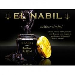 Bakhoor El Afzal - El Nabil - 60gr