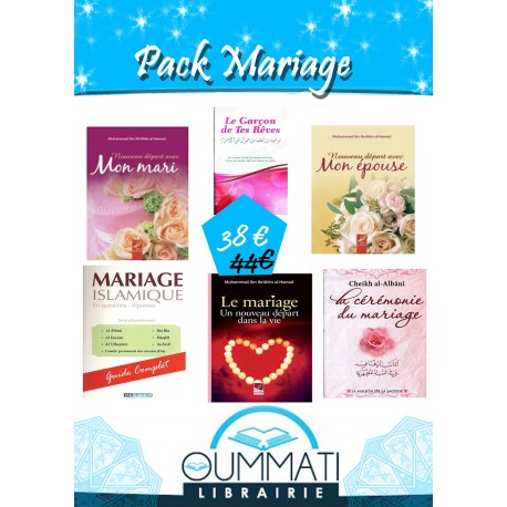 Pack Mariage