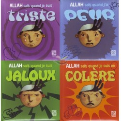 "Pack Collection Ilyes : ""ALLAH sait quand.."""