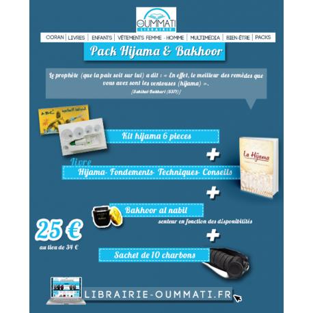 Pack Hijama & Bakhoor
