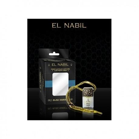 """Parfum pour voiture """"Musc sweet"""" El Nabil"""