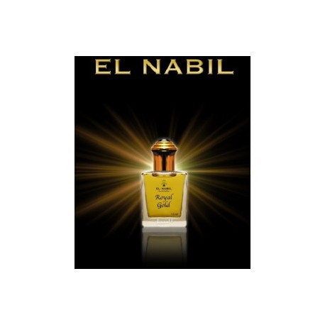 "Eau de Parfum ""Royal Gold"" El Nabil 15ml"