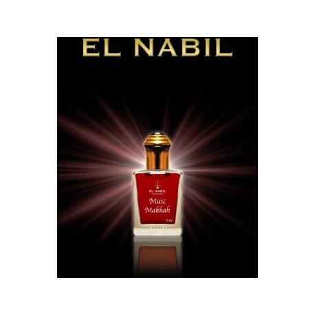 "Eau de Parfum ""Musc Makkah"" El Nabil 15ml"