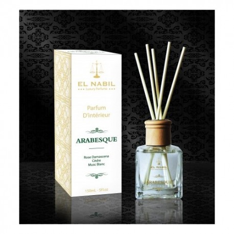 Parfum d'Intérieur -ARABESQUE - El Nabil