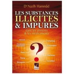 """Les substances illicites et impures """" dans les aliments et médicaments"""""""