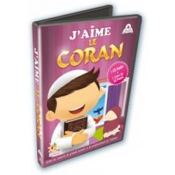 j'aime le Coran DVD