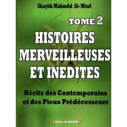 Histoires Merveilleuses et Inédites (Tome 2)