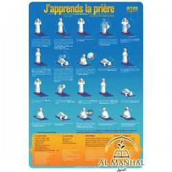 Poster: J'apprends la prière