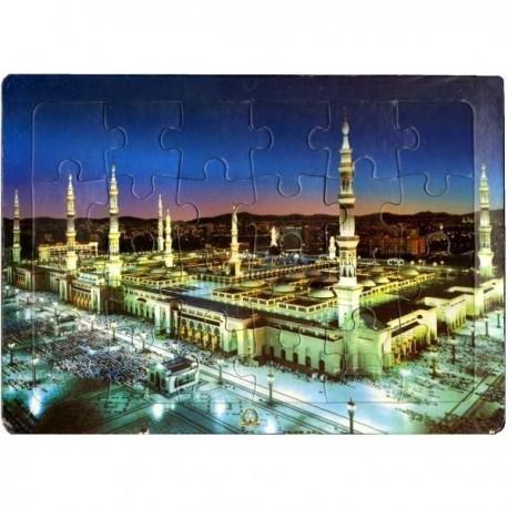 Puzzle Masjid Al- Haram / La Mecque