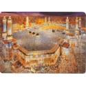 PUZZLE La Mosquée Sacrée de La Mecque (MASJID AL- HARAM)