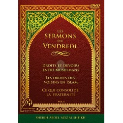 Les Sermons Du Vendredi DVD (Volume 4)