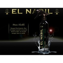 "Désodorisant El Nabil ""Musc Sheykh"" - 500ml"