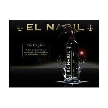 "Désodorisant El Nabil ""Musc Black Afghan"" - 500ml"