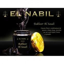 Bakhoor Al Saudi - El Nabil - 60gr