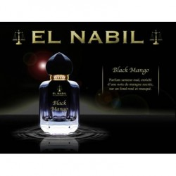Parfum Spray El Nabil - Black Mango - 50 ml