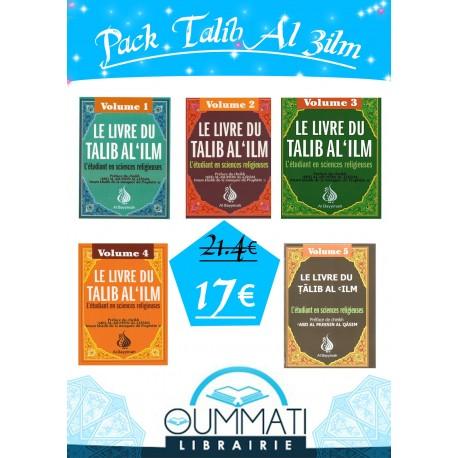 Pack Talib Al 'Ilm (5 Volumes)