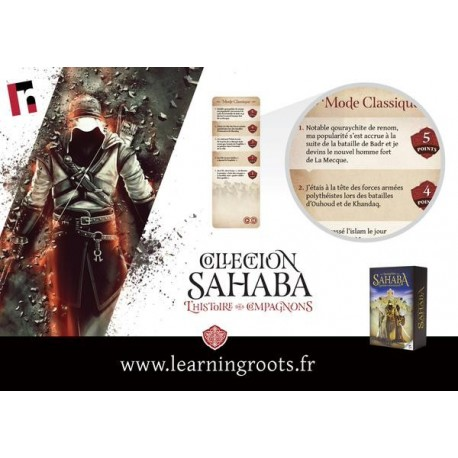 "Collection Sahaba ""Sur les Pas des Sahaba"" Learning Roots"