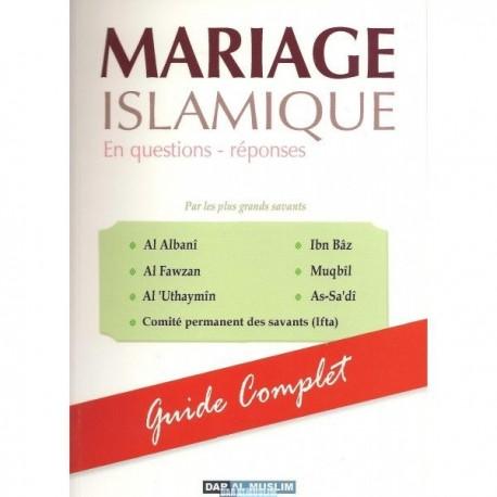 mariage islamique en questions et réponses